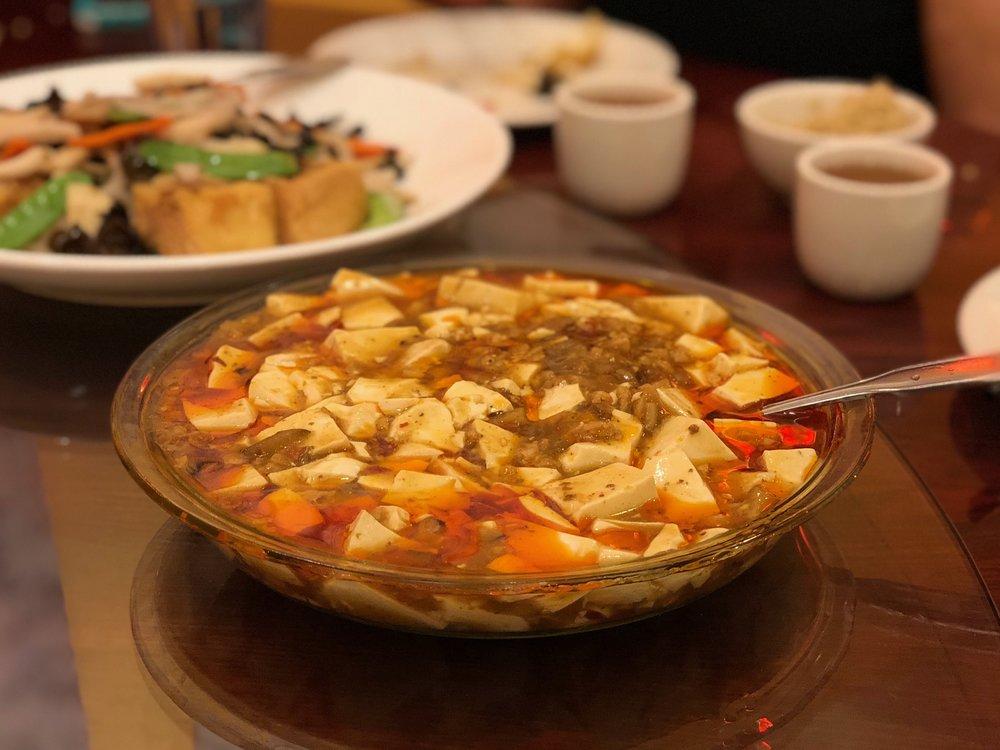 Bodhi Mapo tofu