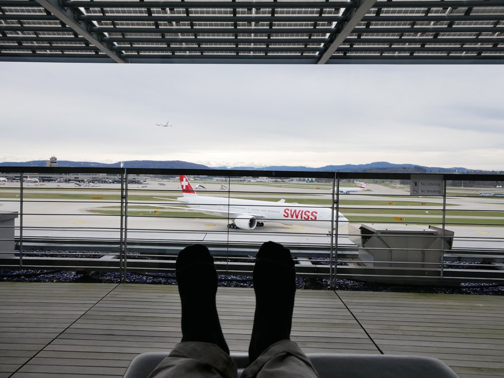 ZRH Senator Lounge E Gates rest area view.jpg