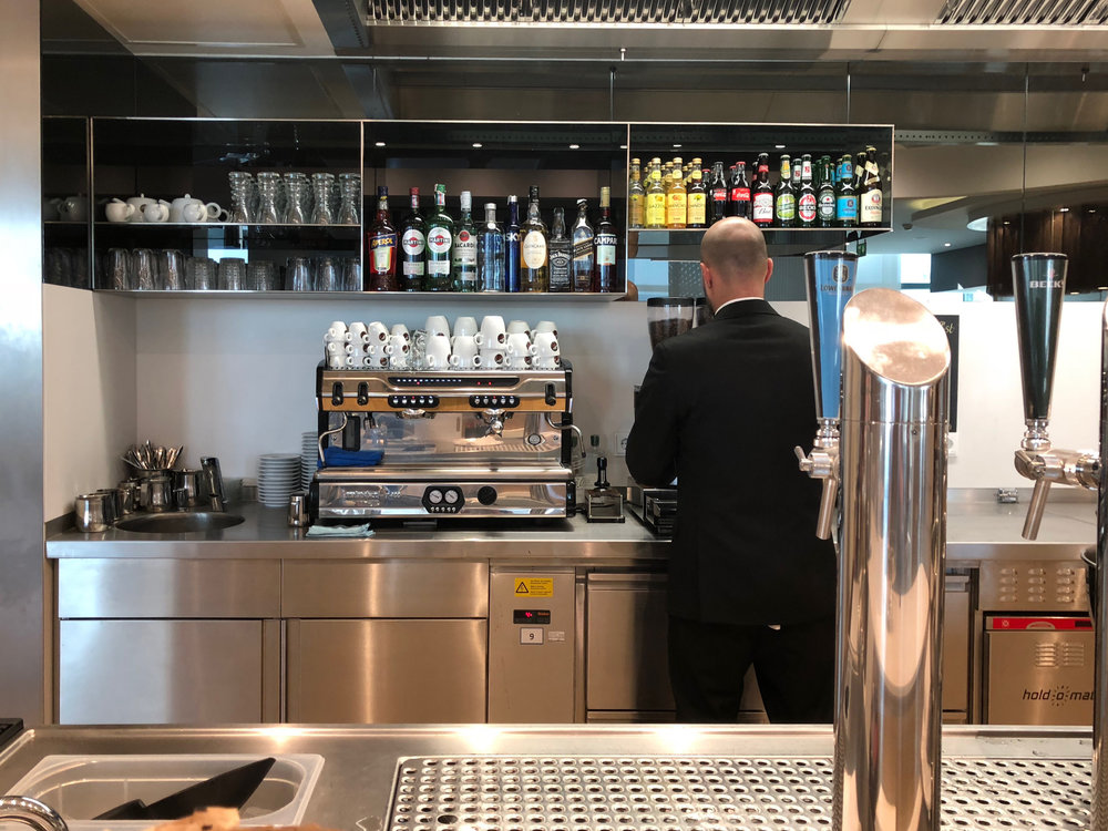 Lufthansa lounge barista.jpg