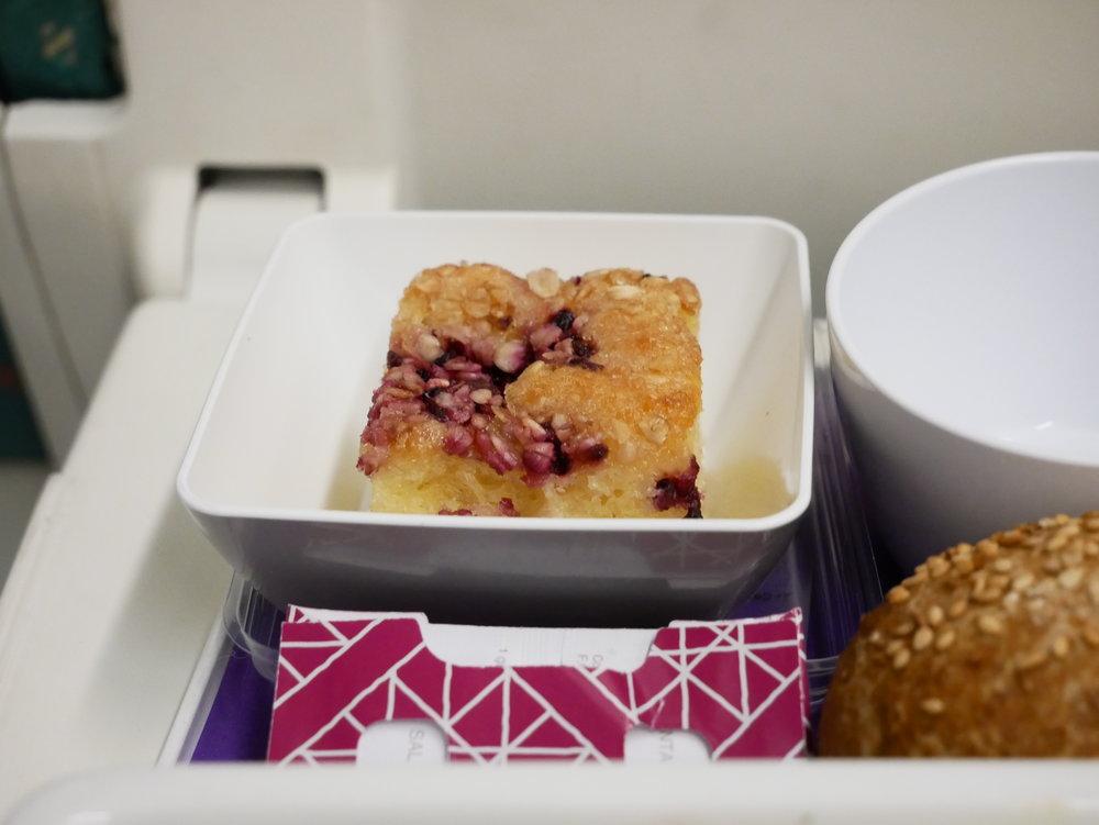 Euromed Preferente dessert