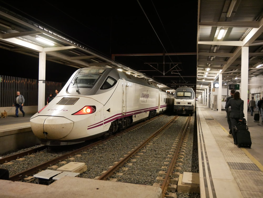Euromed Preferente train