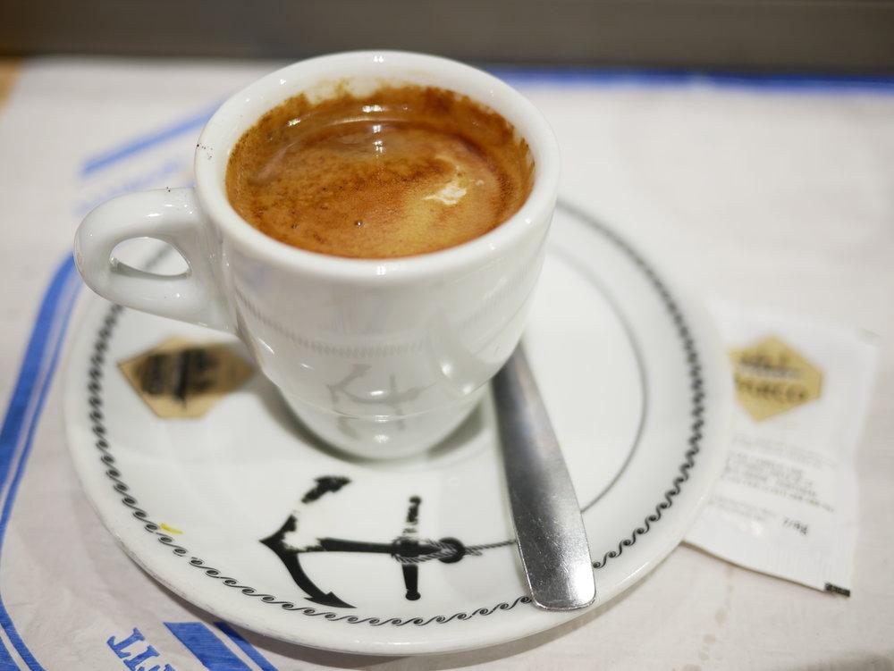 Casa Dani coffee