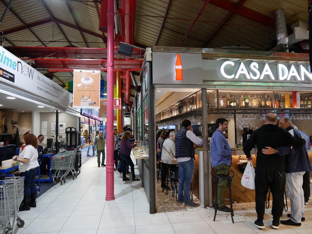 Mercado de la Paz Prime Now