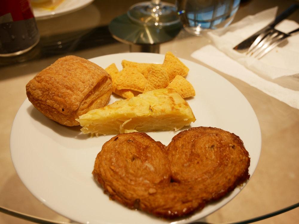 Malaga lounge tortilla
