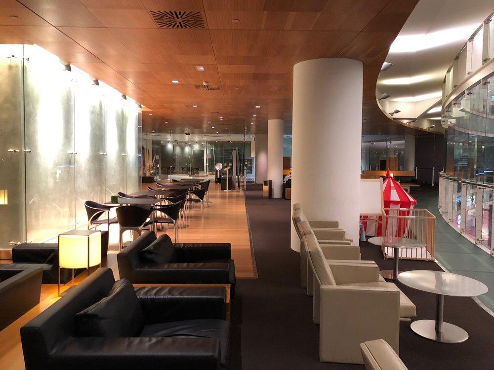 Sala VIP Pau Casals BCN 1
