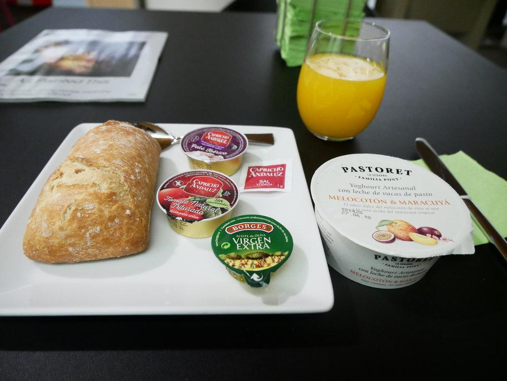 Sala VIP Pau Casals BCN Breakfast 1