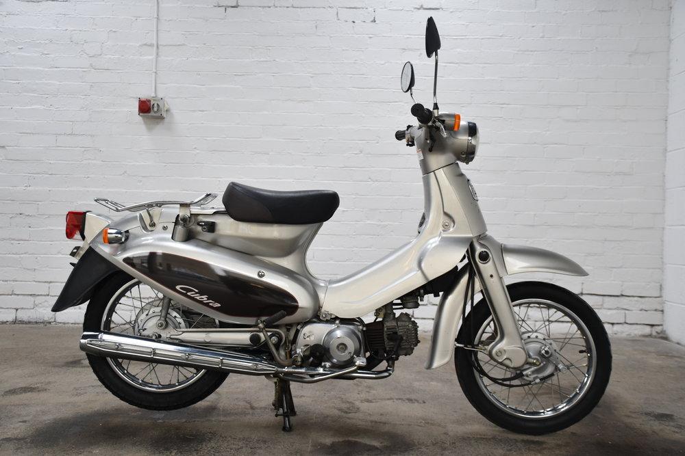 1999 Honda Little Cub Cubra £1750
