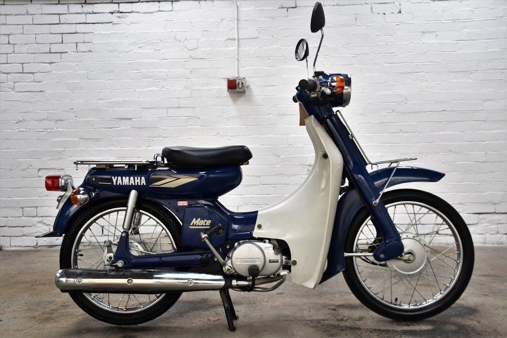 2006 Yamaha New Mate 50 £1450