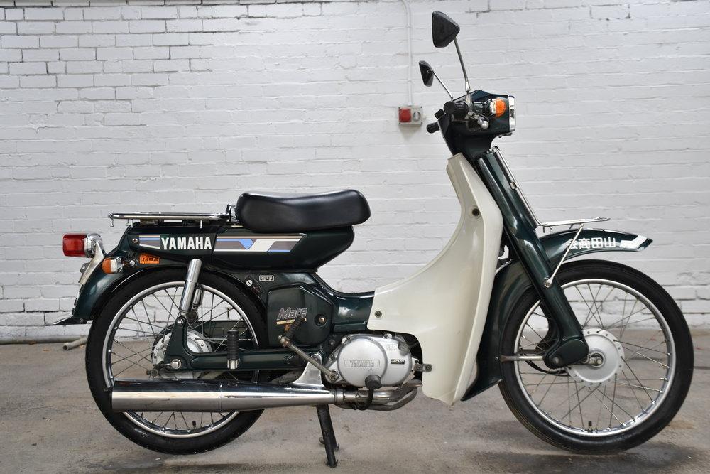 1991 Yamaha 80 V80 Final Edition £1550