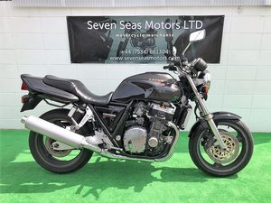 Motorcycles — Seven Seas Motors