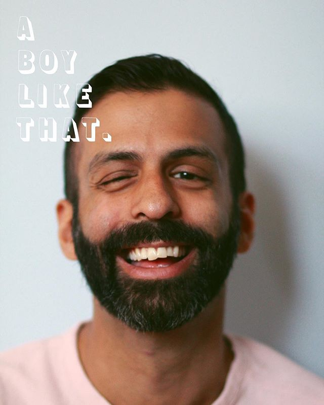 This month on A Boy Like That, we sit down with Ravi and discuss coming out in your thirties and dating as a Indian American.  Link in bio. xo  #aboylikethat