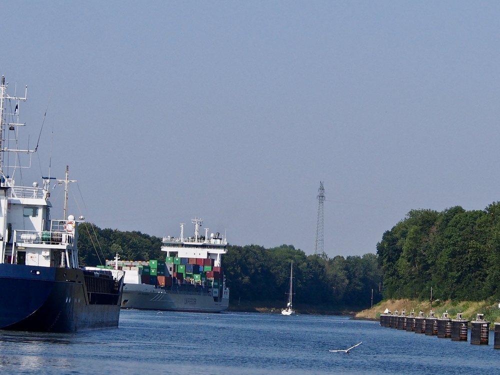 Kiel kanalen.