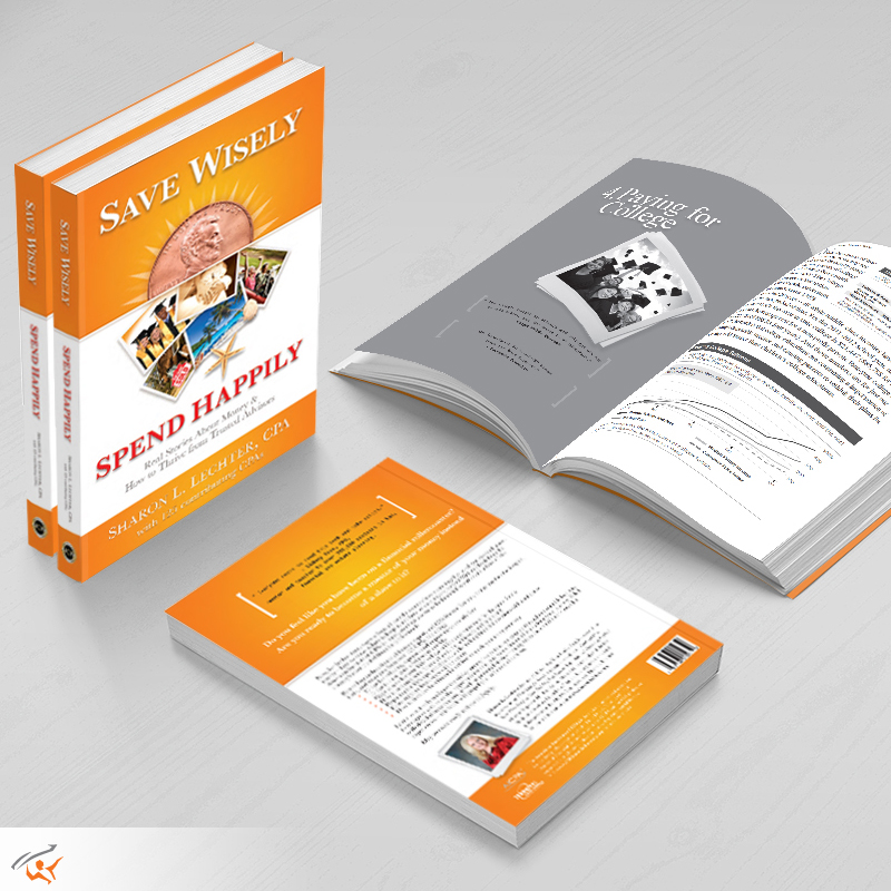 Copy of Save Wisely-Spend Happily Book