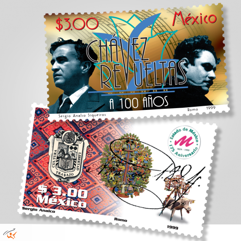 Copy of Commemorative Stamps