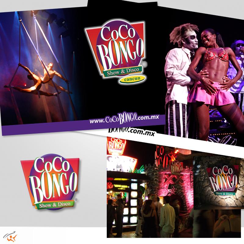 Coco Bongo Branding