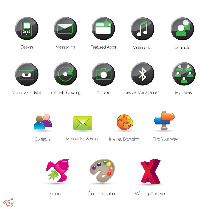 Icons Design