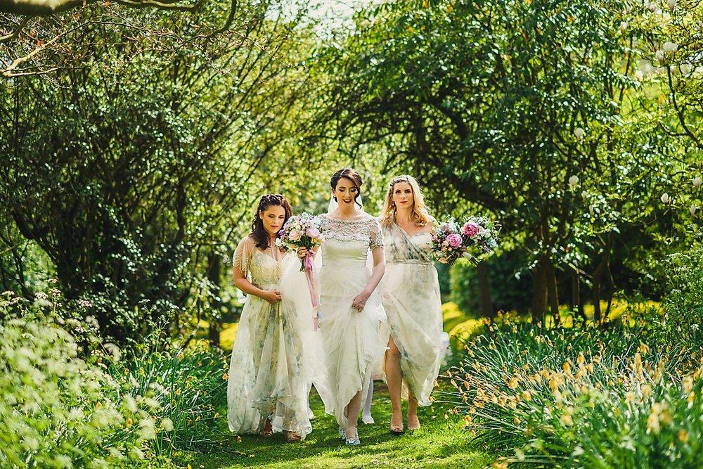 Cornwall Manor Spring wedding