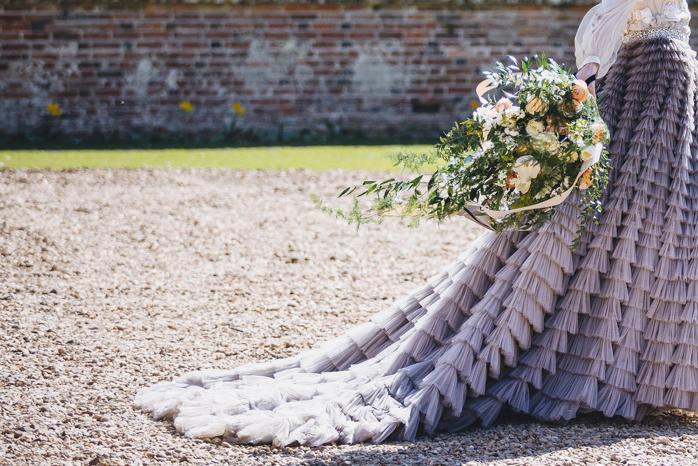 Haute Couture at Chicheley Hall