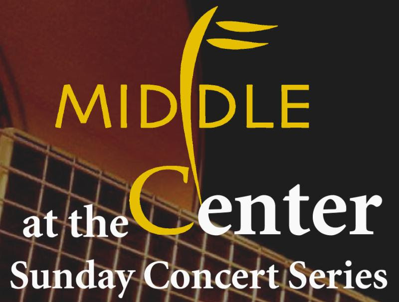 Middle C Music joins with The Center to present live music performances by Washington's best-known musicians who teach at Middle C. These evenings promise to be lively and entertaining. The Center is at 4321 Wisconsin Ave. NWAll shows begin at 6 p.m. Call 202-244-7326 or visit   thisisthecenter.com
