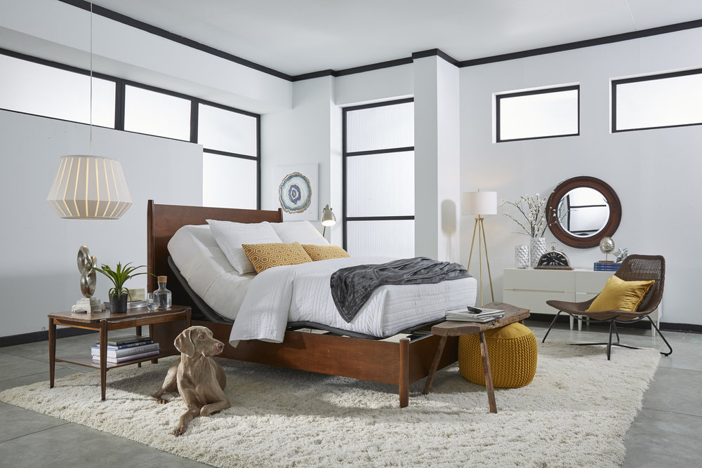 The Next Big Thing: <br> Motion Bedroom Furniture™  </br>