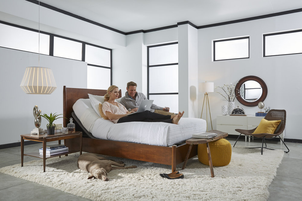 The Luxury You Deserve: Motion Bedroom Furniture ™