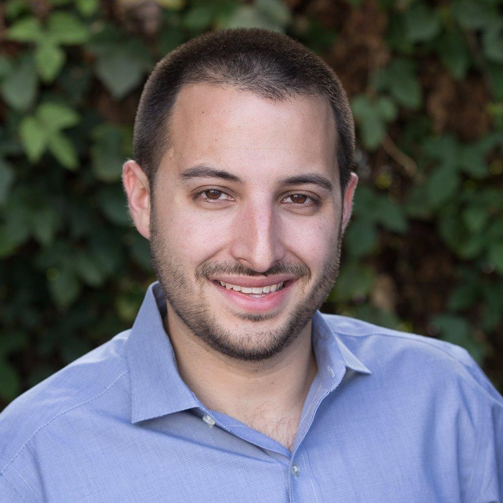 Robert Gellman <br> Account Executive </br>