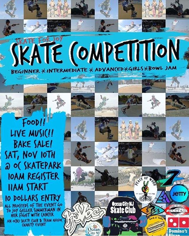 Skate Contest.  Get on it.