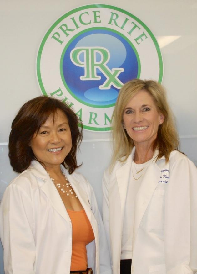 Christine Chiu Pharm.D. and Jill Simonian Pharm.D.