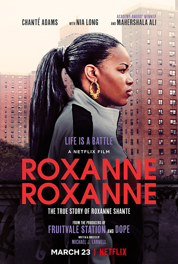 Seville Michelle is the consulting jewelry designer of Roxanne Roxanne. brought on to ensure accuracy and authenticity to the jewelry and accessories worn in the film. she was recruited by Roxanne Shante..