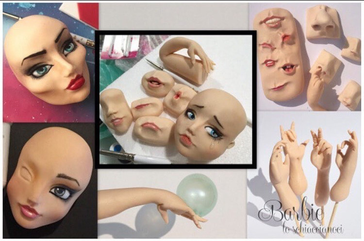 SOLD OUT** SCULPTING ANATOMY CLASS — Cake Fair