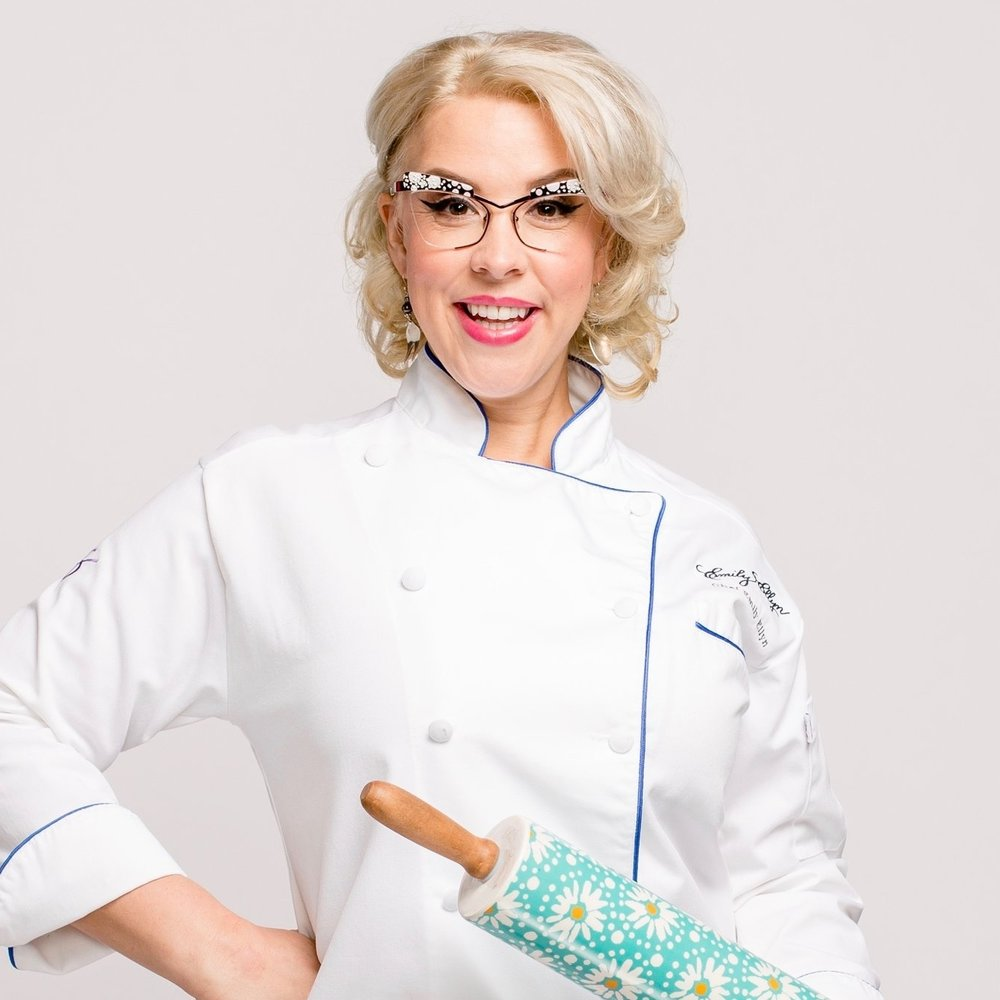 Emily Ellyn    Chef, Educator & TV Personality