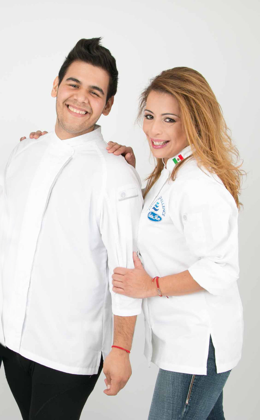 CHRIS ARANDA TEAM - Chris Aranda, Mary Carmen Gonzalez