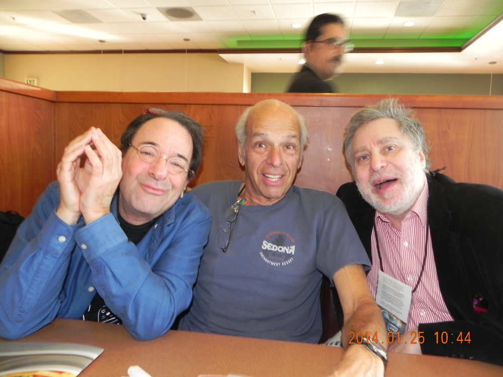 Kenny, Richard and Steve