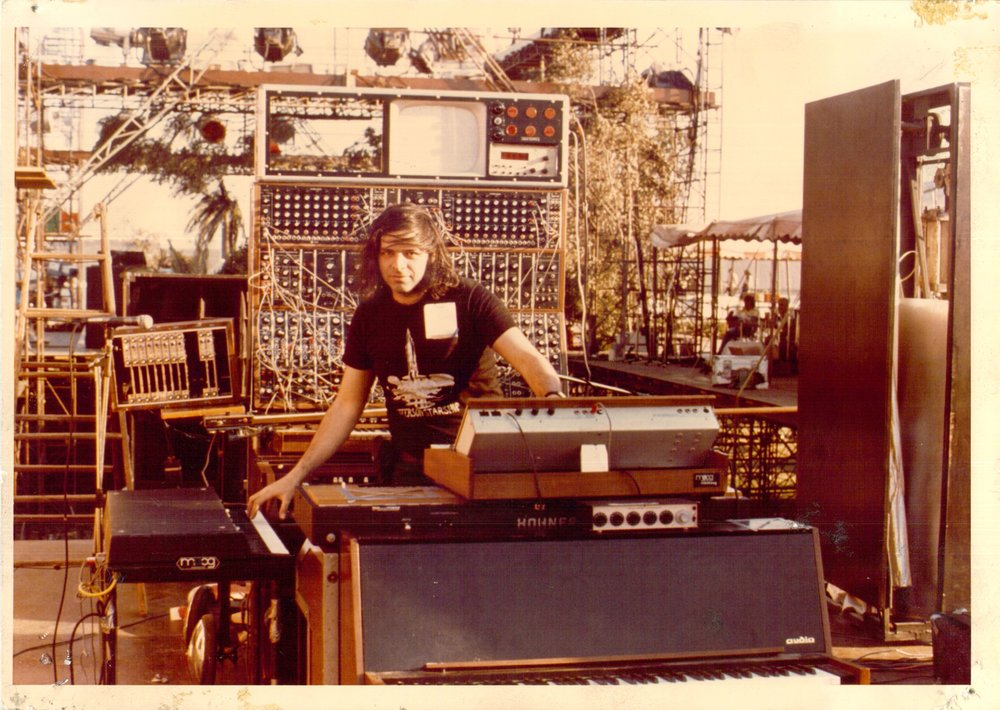 Richard & Keith Emerson's Moog