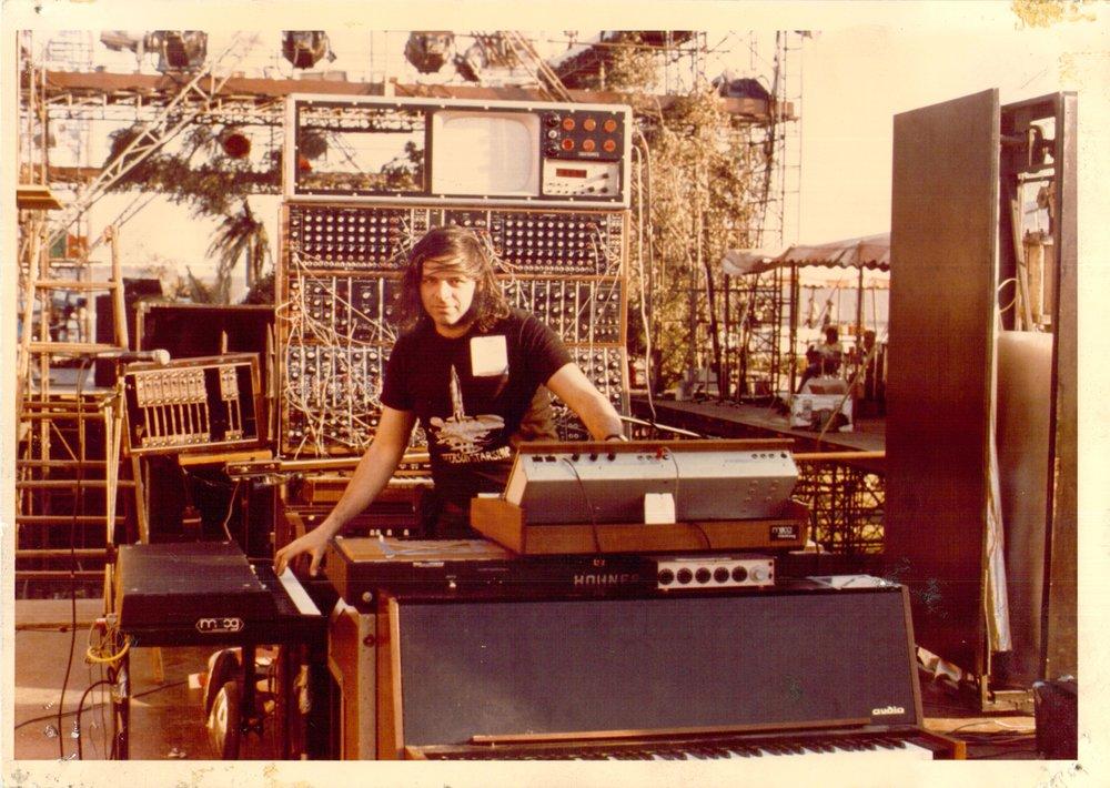 Richard & Keith Emerson's Moog