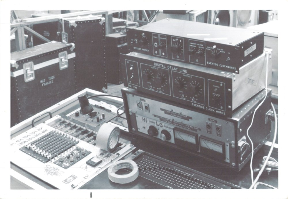 1745 DDL & Instant Phaser