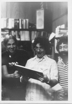 Richard, Jeff Sasmor and Tony Agnello