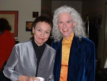 Martha + Laurie Anderson