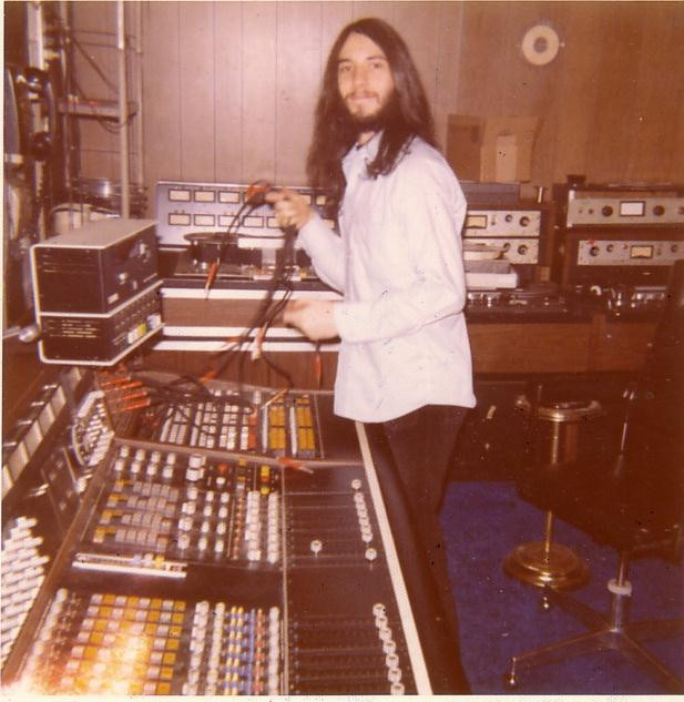 William back in 1974