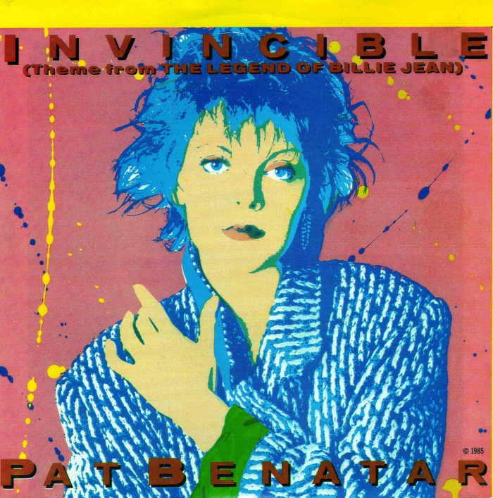 "Pat Benatar ""Invincible"""