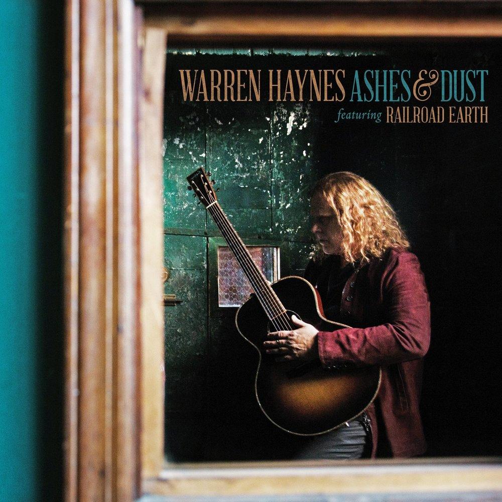 Warren Haynes Ashes & Dust