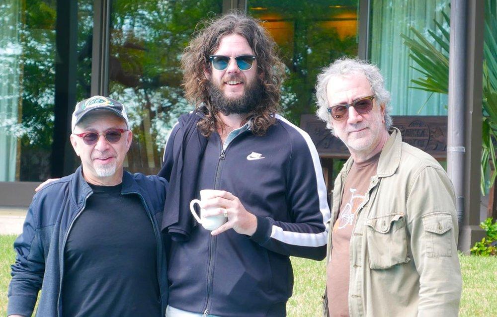 Stew, Jacob and John at SXSW