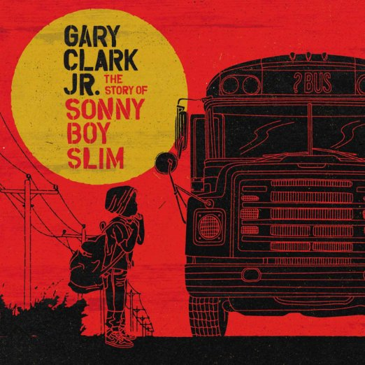 Gary Clark Jr., The story of Sonny Boy Slim