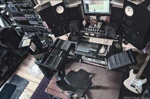 Mixing Setup at ZMix