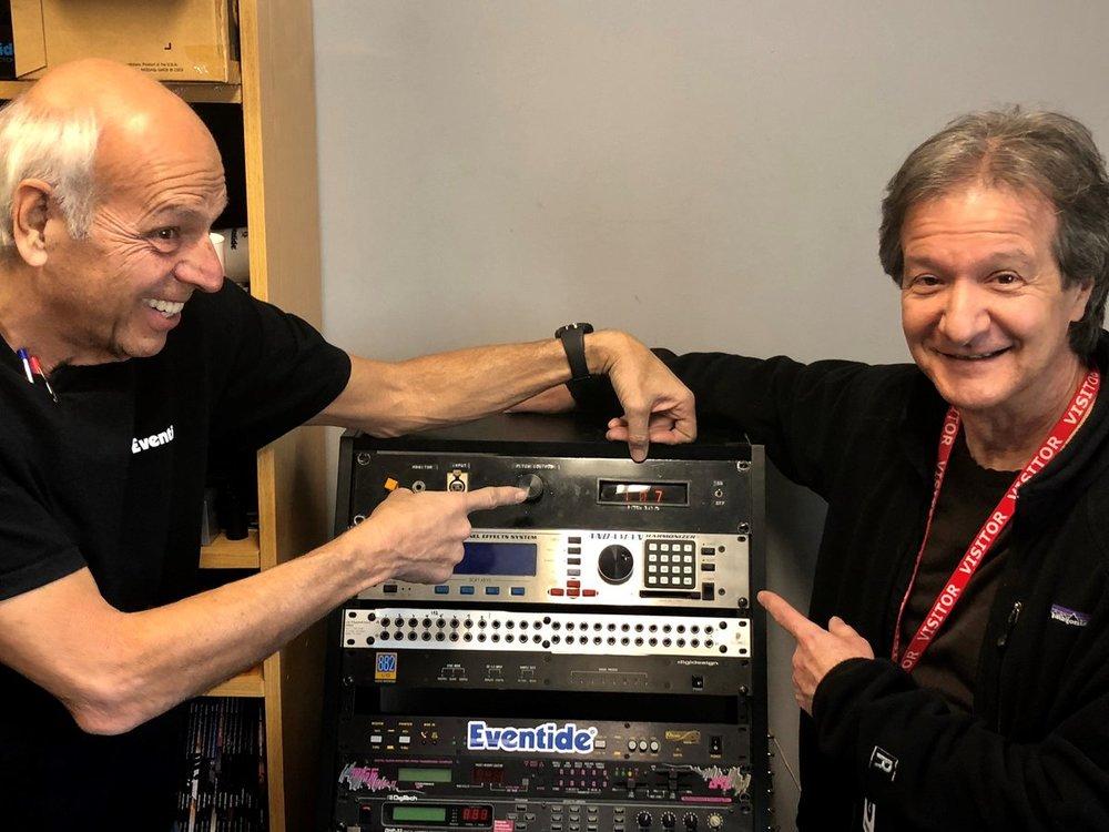 Bob & Richard Factor