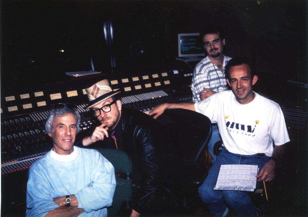 Burt, Elvis, & Kevin