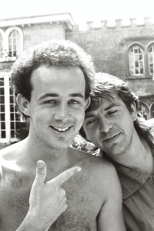 Kevin & Peter Gabriel