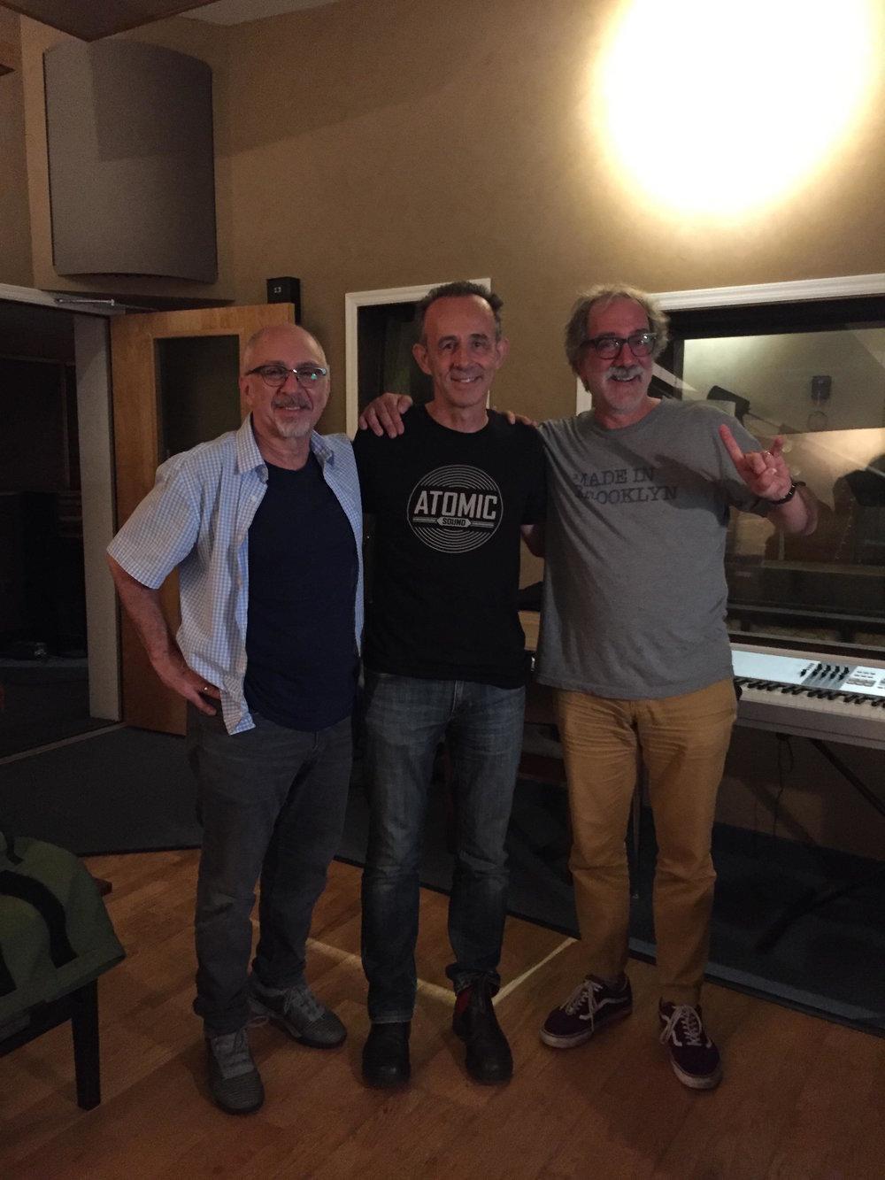 Kevin, John & Stewart