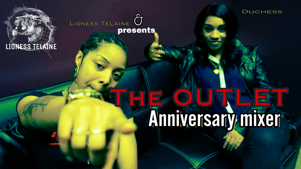 "The OUTLET ""ANNIVERSARY MIXER"""