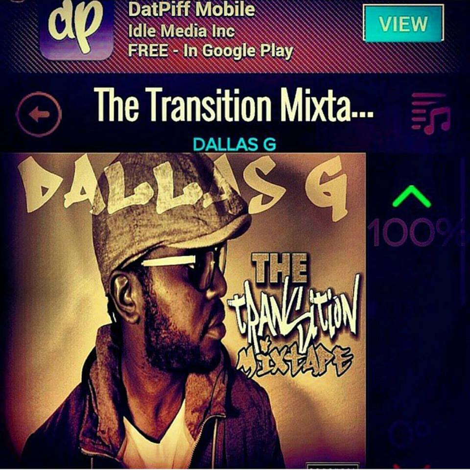 The Transition Mixtape